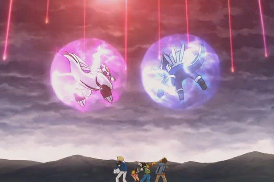 'Pokémon: Arceus y la joya de la vida'