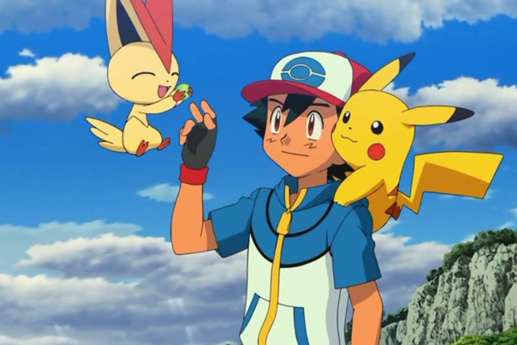 'Pokémon Blanco y Negro: Victini'