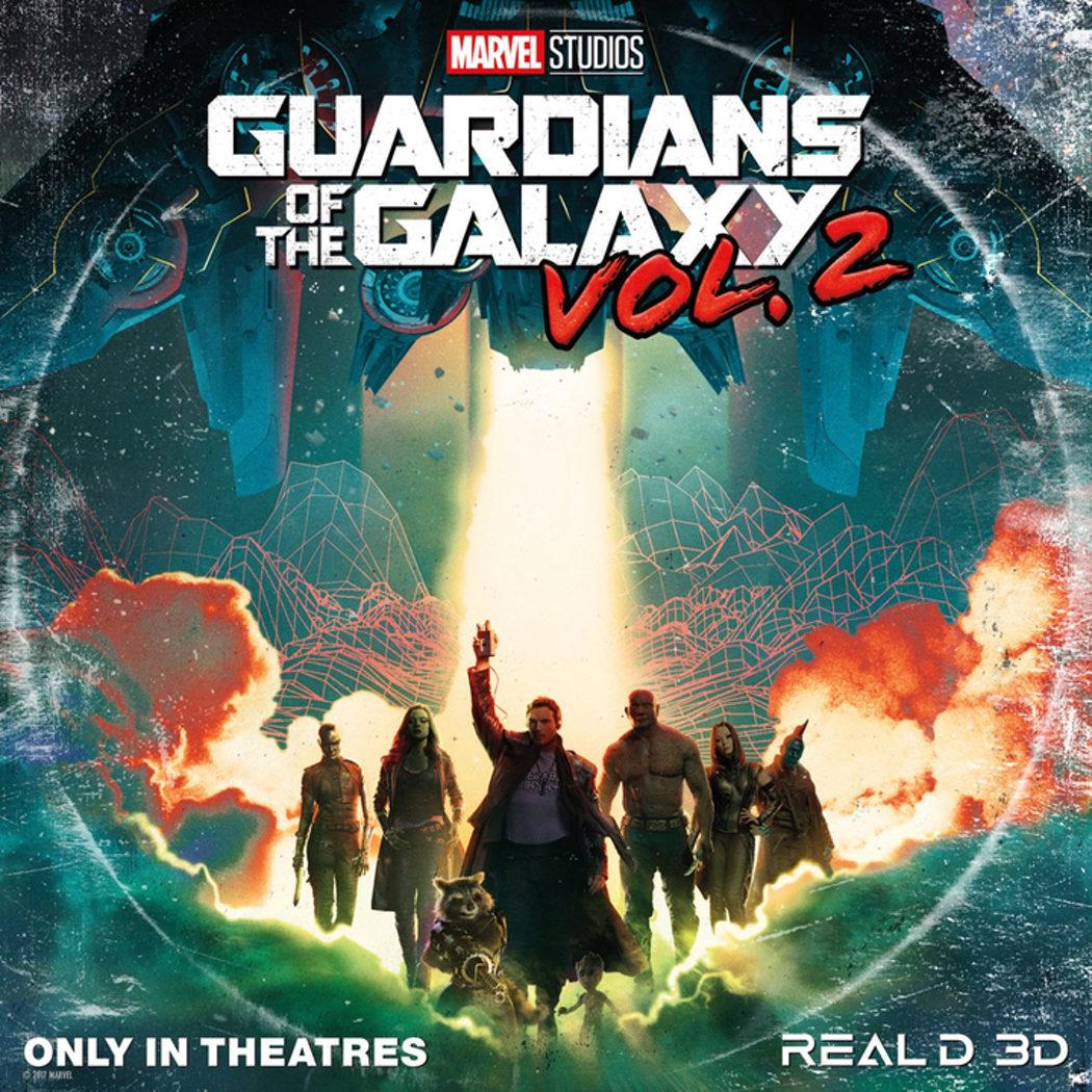 Nuevo póster de 'Guardianes de la Galaxia' para IMAX