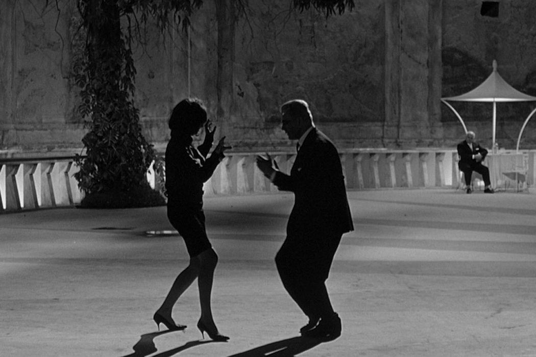 'Fellini, ocho y medio'