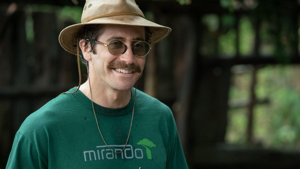 Jake Gyllenhaal es el doctor Johnny Wilcox