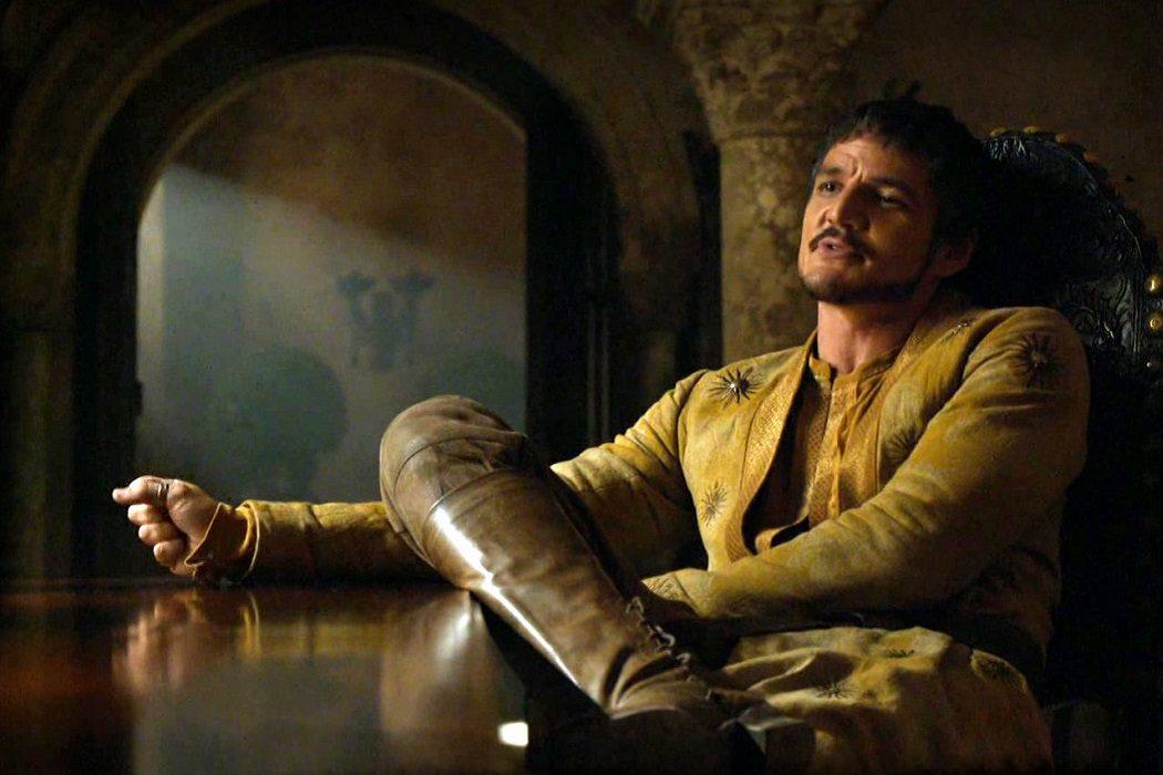El acento de Oberyn es el de su padre