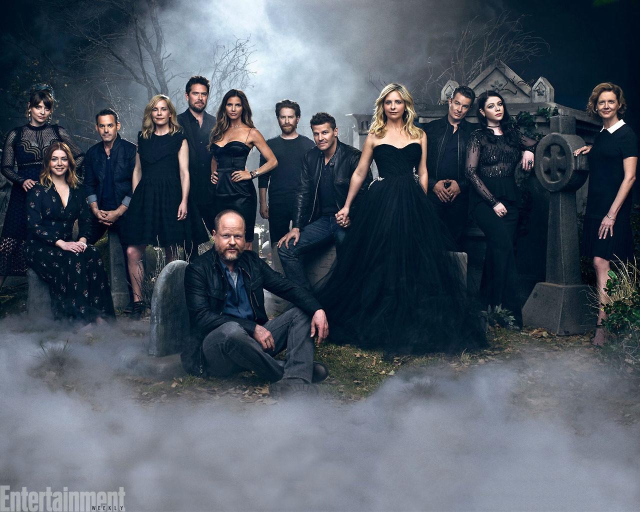 Reunión de Buffy, cazavampiros