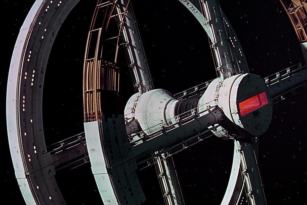 '2001: Una odisea en el espacio'