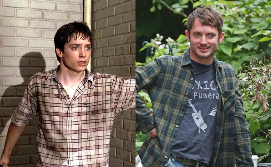 Elijah Wood (Casey Connor)