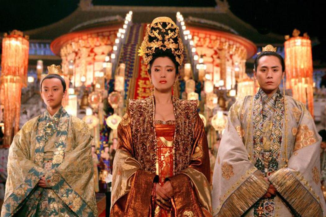 'La maldición de la flor dorada' (2006)