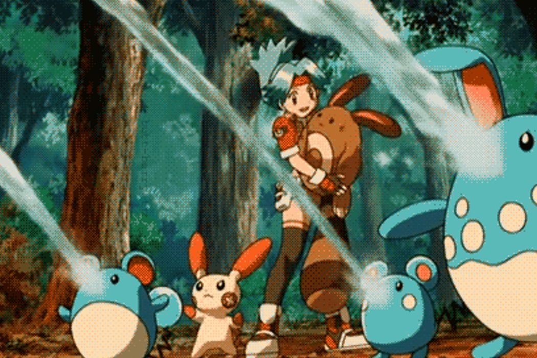 'Pokémon Ranger y el Templo del Mar'