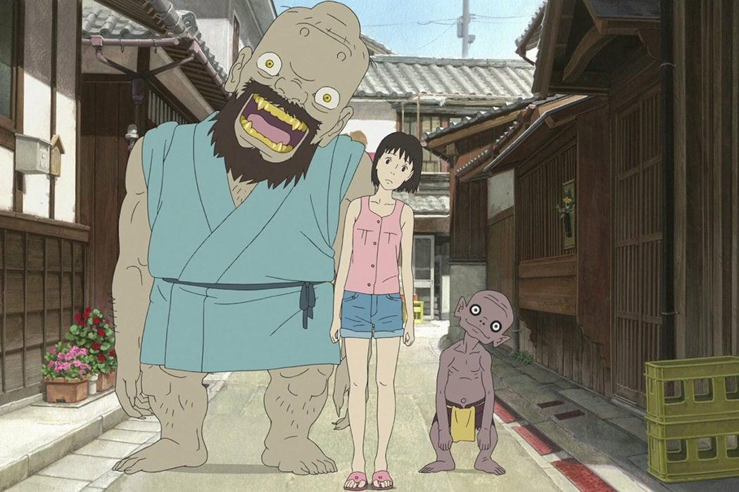 'Una carta para Momo' (Hiroyuki Okiura, 2012)