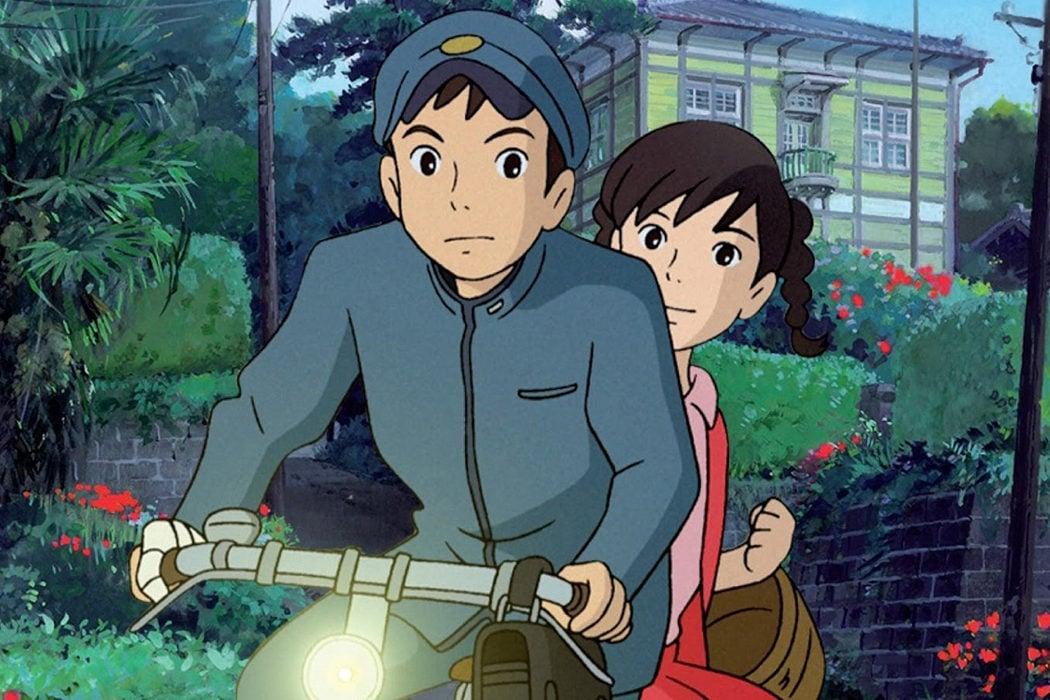 'La colina de las amapolas' (Goro Miyazaki, 2011)