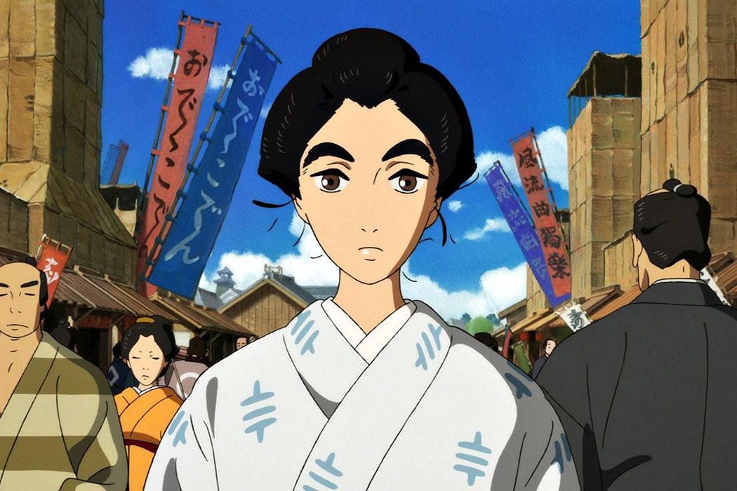 'Miss Hokusai' (Keiichi Hara, 2015)