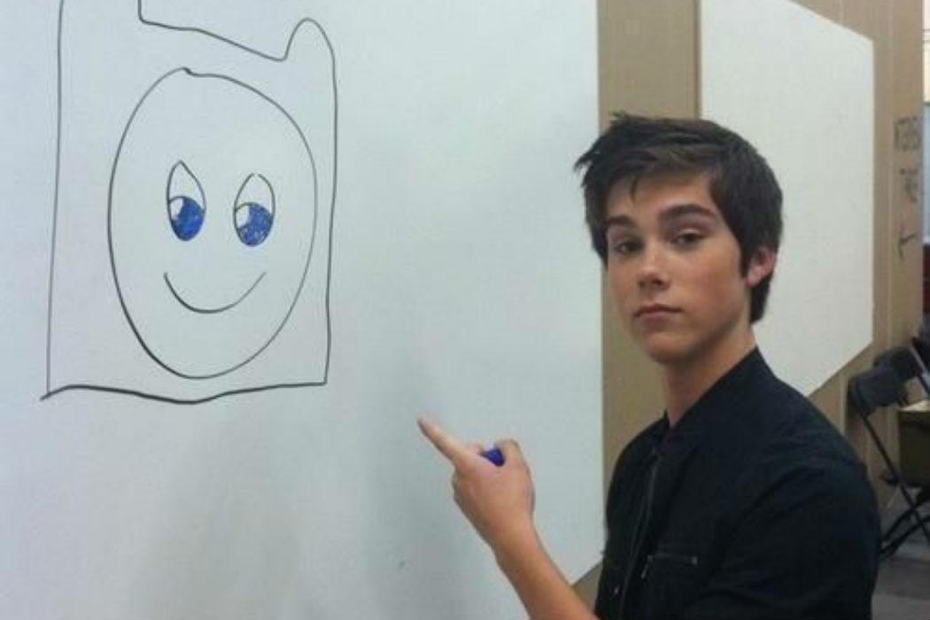 """Finn """"cambia la voz"""""""