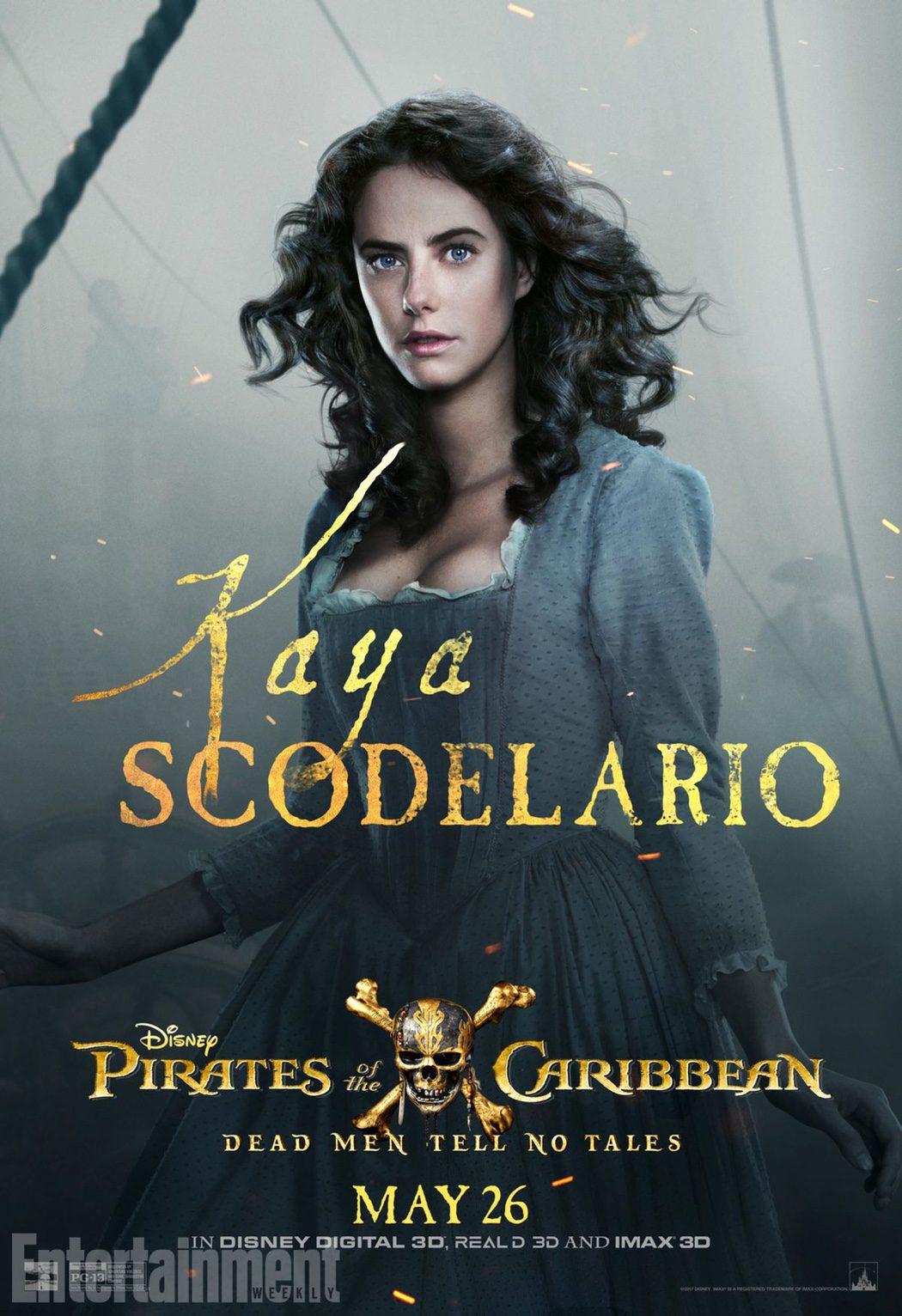 Carina Smyth (Kaya Scodelario)