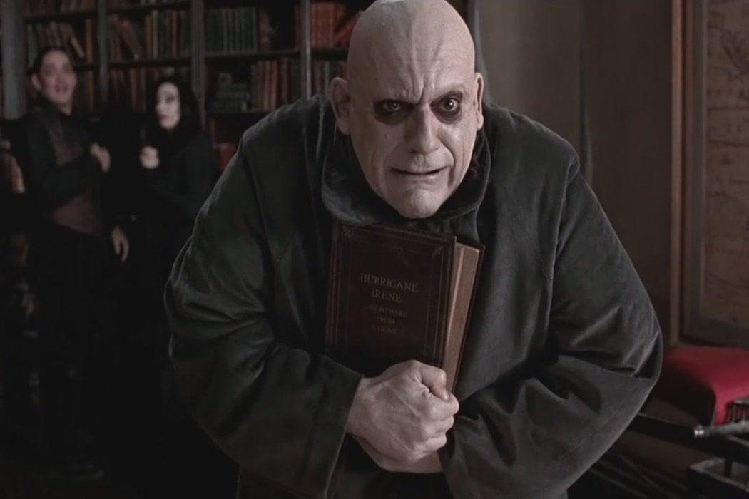 Fétido no era un Addams
