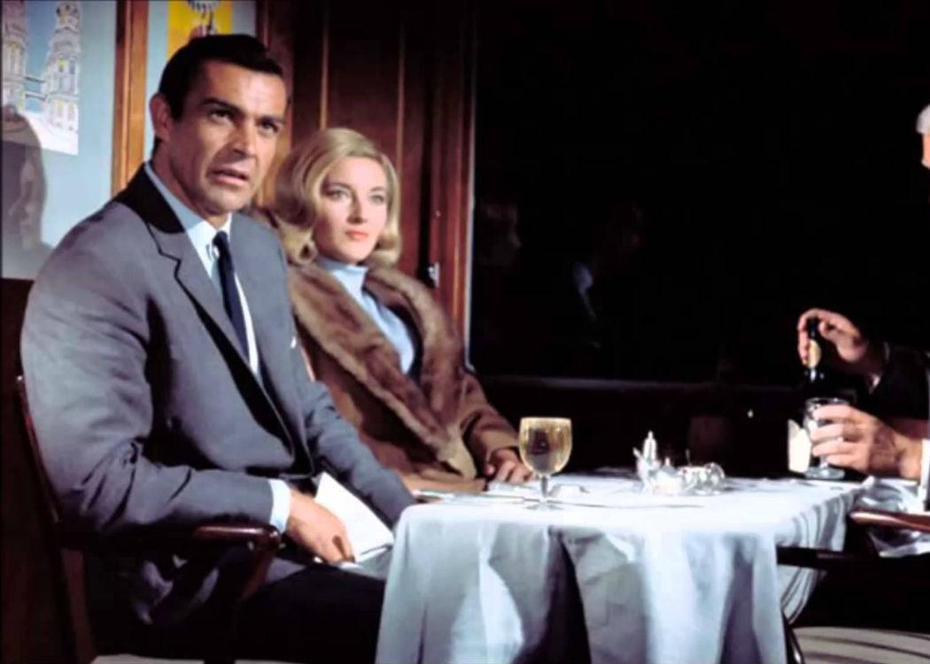 'Desde Rusia con amor' (1963)