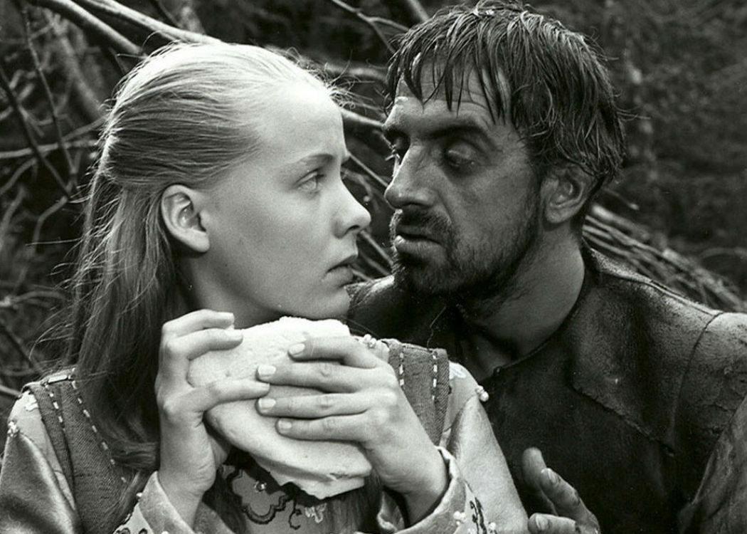 'El manantial de la doncella' (1960)