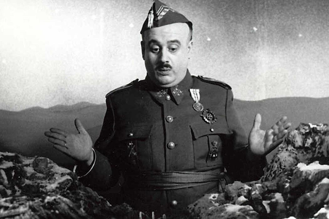 Juan Echanove ('MadreGilda')