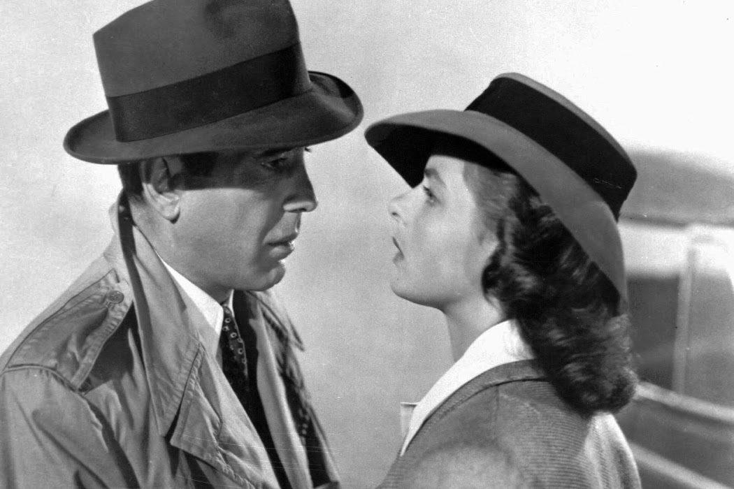 En 'Casablanca' Humphrey Bogart abandonaba la brigada española