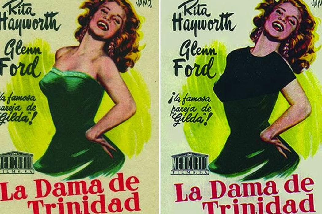 Objetivo carteles, 'La dama de Trinidad'