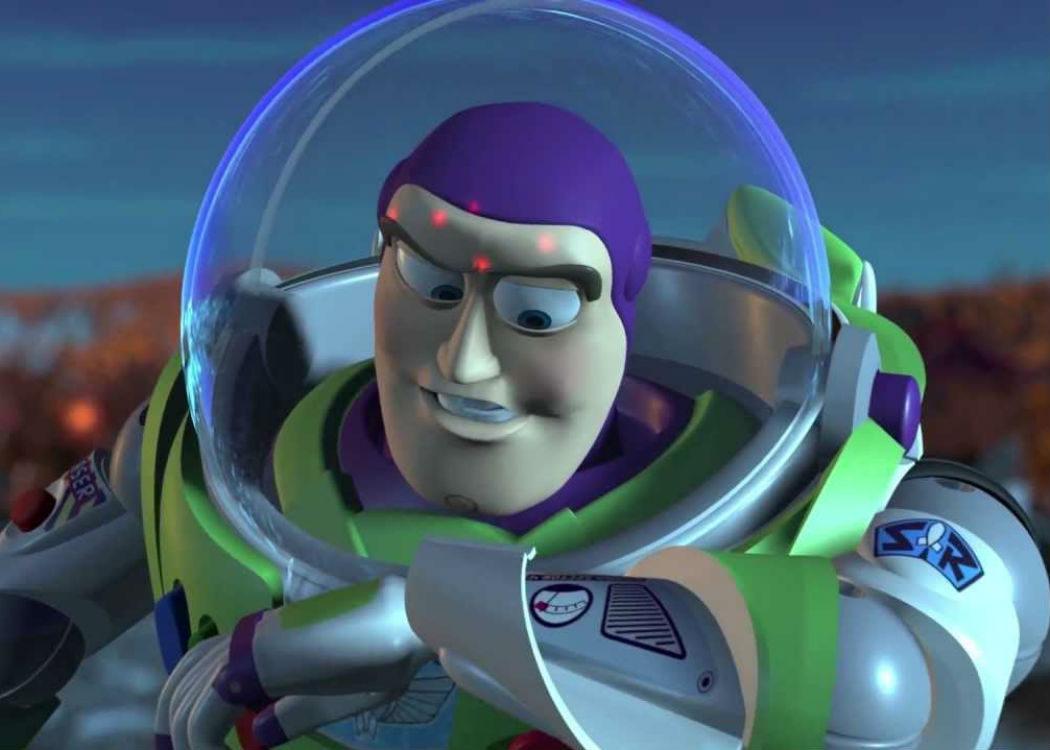 Buzz Lightyear: ¿Te gusta mi estilo?