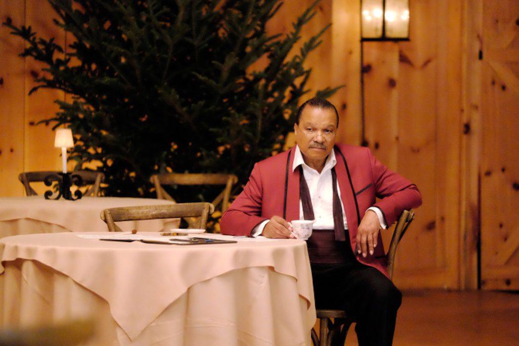 Billy Dee Williams es Tito