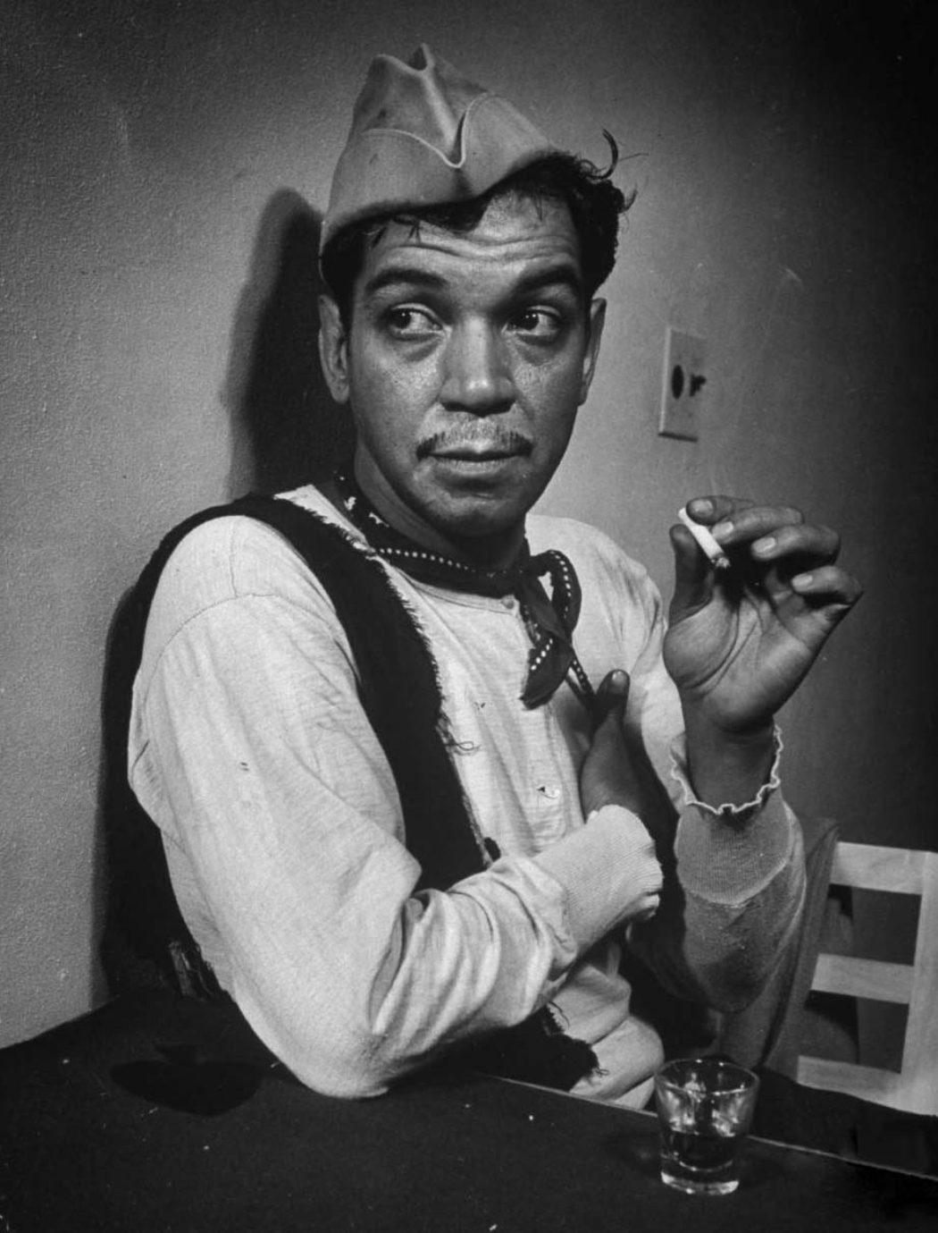 Gran admirador de Cantinflas