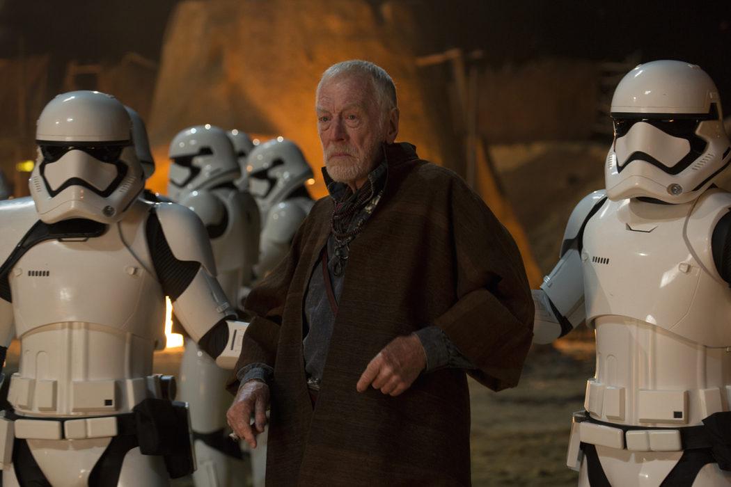 'Star wars: El despertar de la Fuerza' (2015)