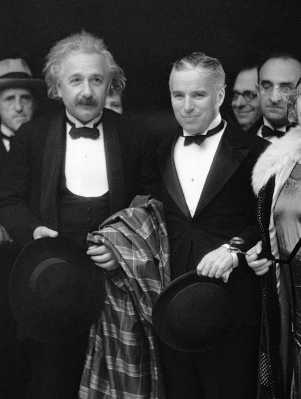 Conoció a Albert Einstein
