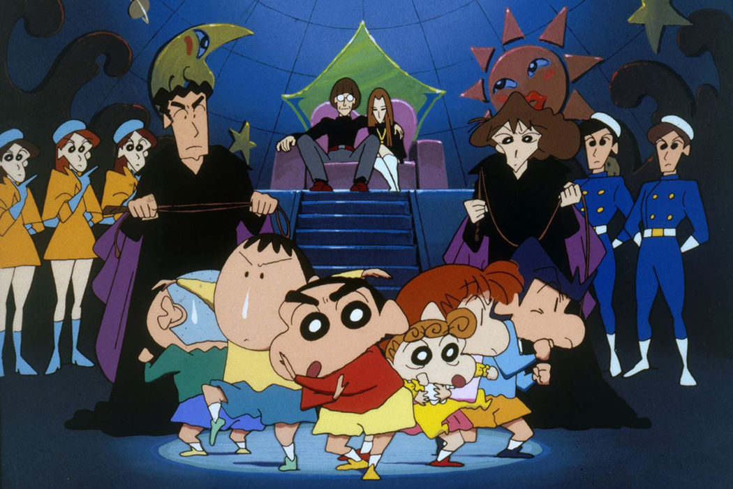 'Shin Chan: ¡Los adultos contraatacan!' (2001)