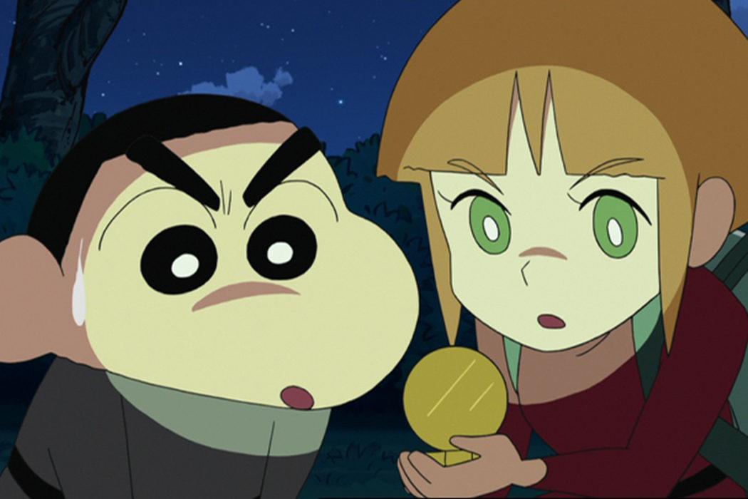 'Shin Chan: Operación espía de oro' (2011)