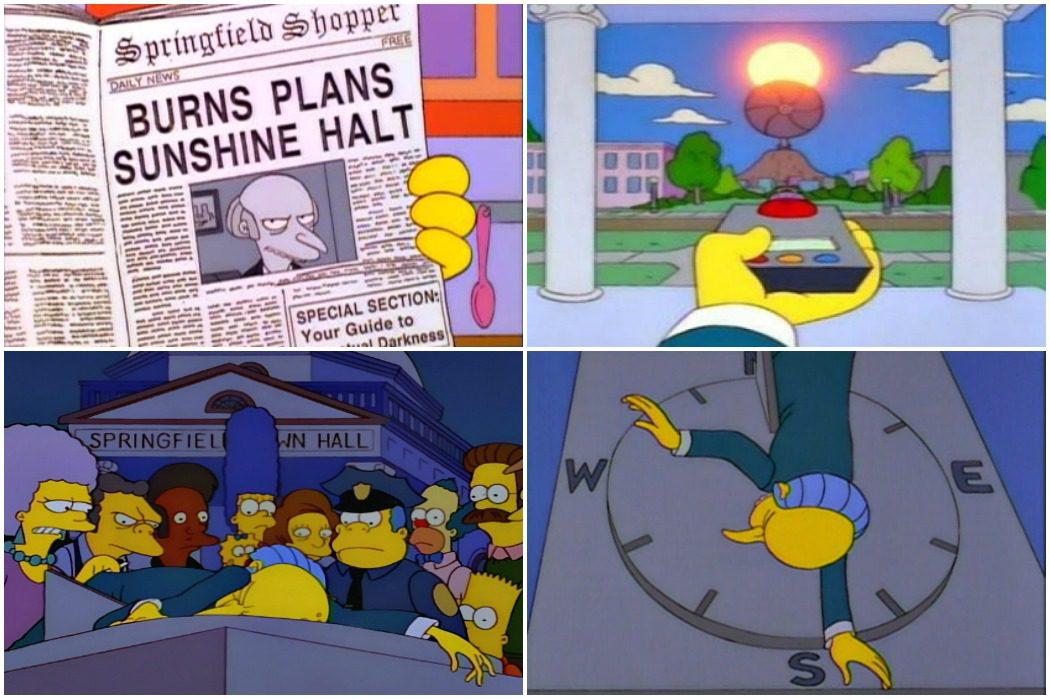 ¿Quién disparó al Sr. Burns? Parte 1 y 2