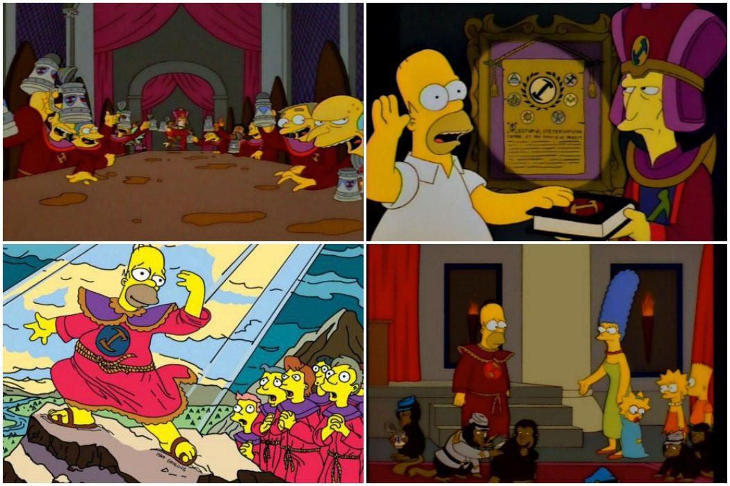 Homer, el grande
