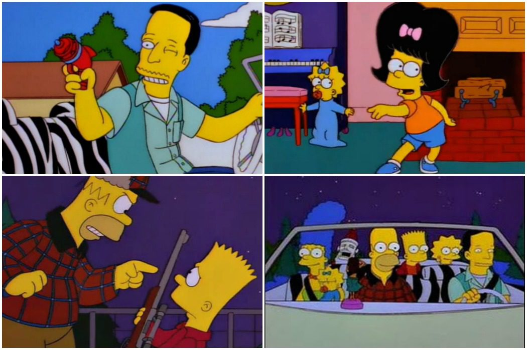 La fobia de Homer
