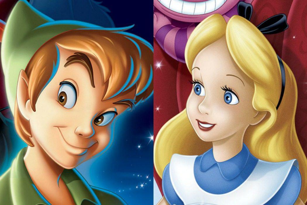"""""""Hermanada"""" con Peter Pan"""