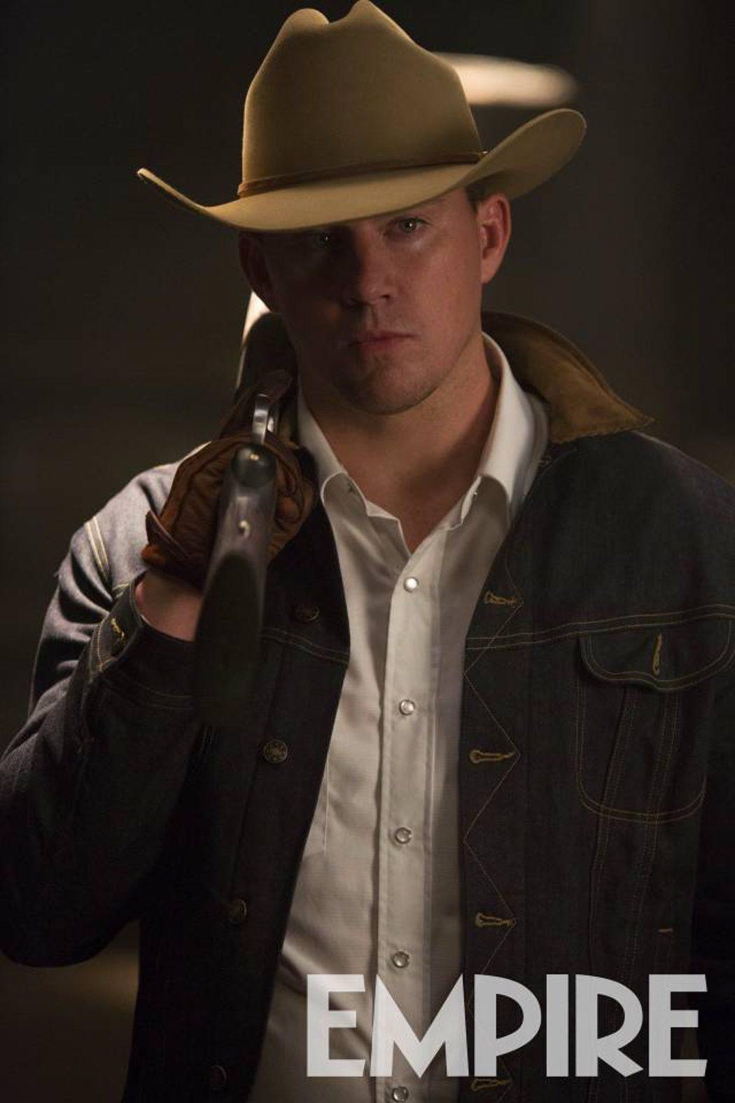 Channing Tatum como el agente secreto de Statesman