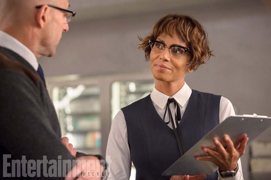 Halle Berry como Ginger