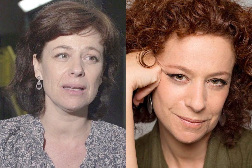María Salgueiro era Encarna Molina