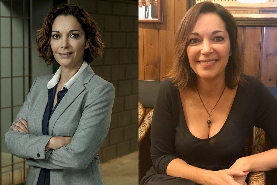Cristina Plazas era Miranda Aguirre