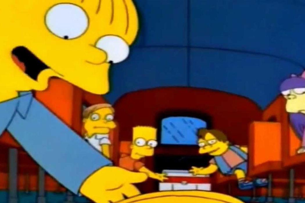 """""""¡Corre plátano!"""" (Ralph Wiggum)"""