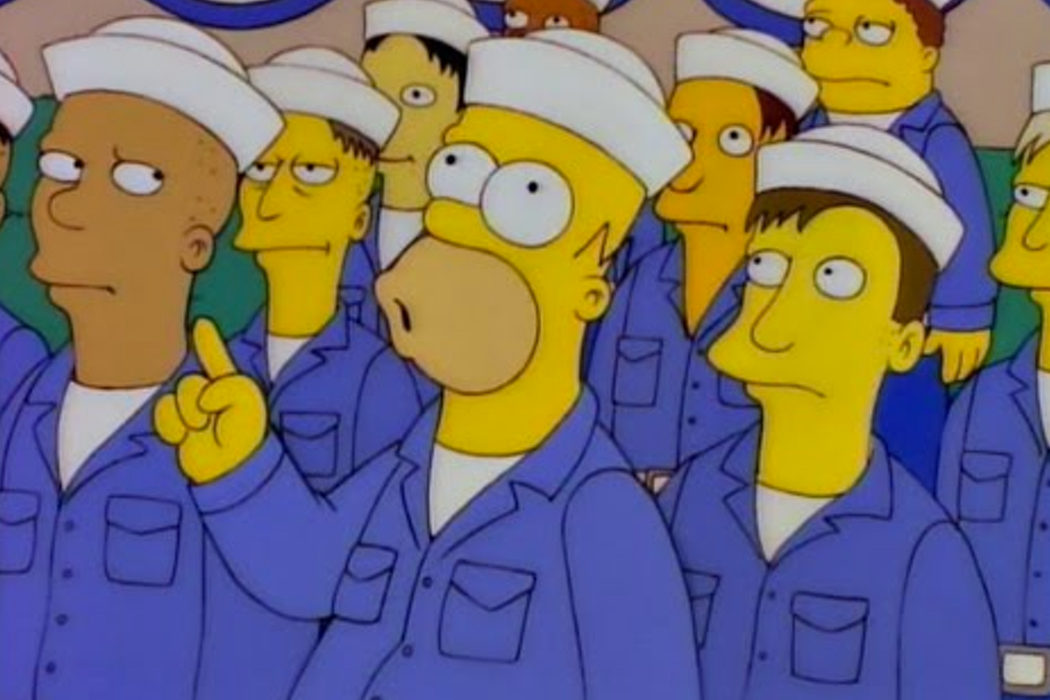 """Nucelar"" (Homer)"