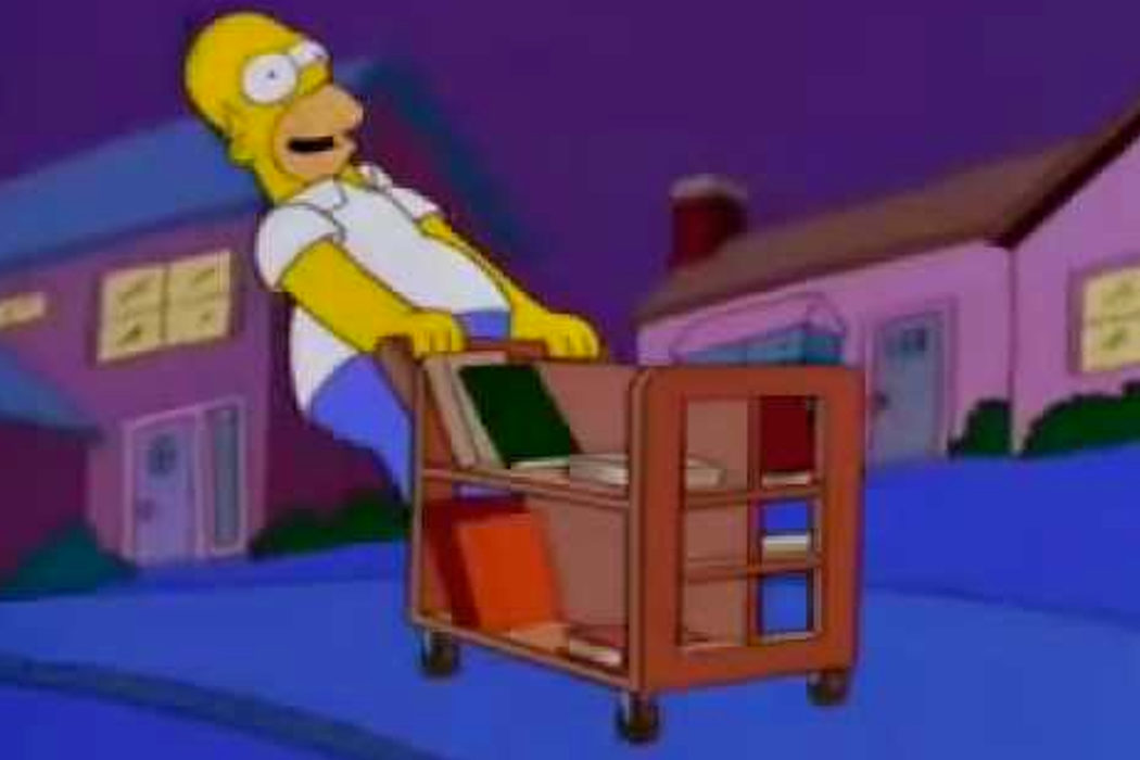 """""""Voy a matar a Moe, wii"""" (Homer)"""