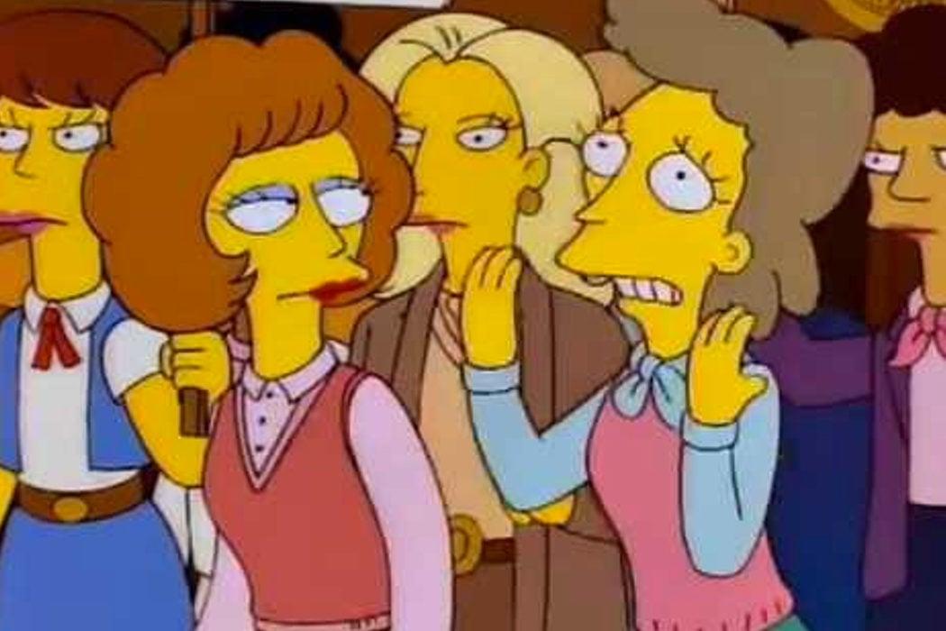 """""""¿Pero es que nadie va a pensar en los niños?"""" (Helen Lovejoy)"""