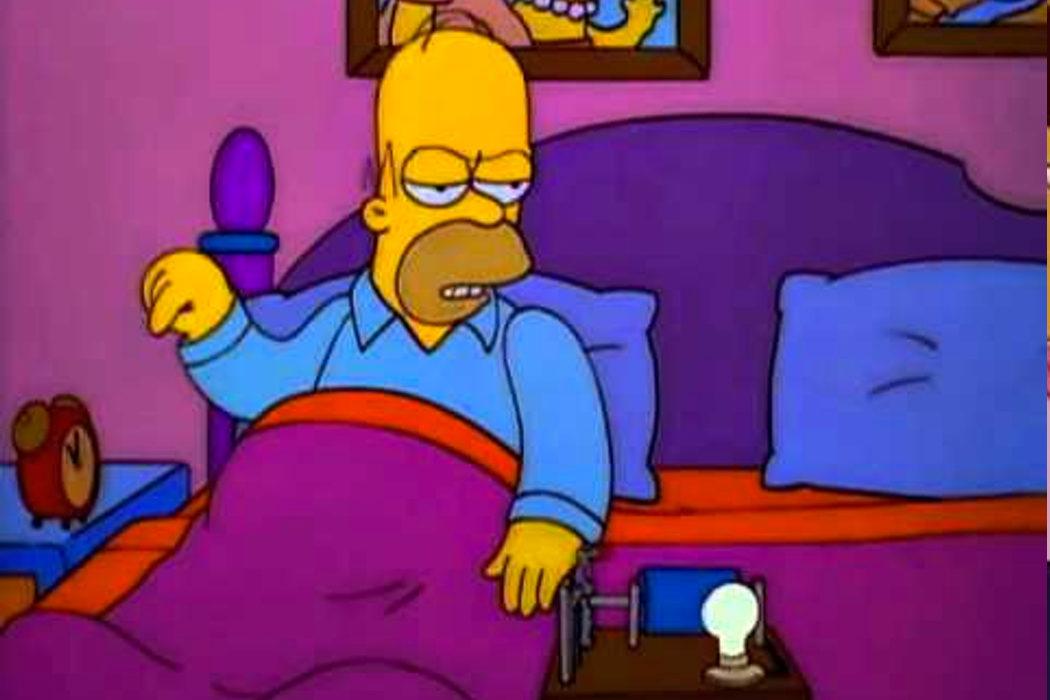 """""""En esta casa obedecemos las leyes de la termodinámica"""" (Homer)"""