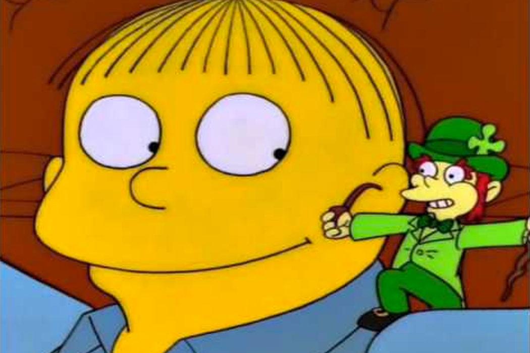 """""""Me dijo que quemara cosas"""" (Ralph)"""