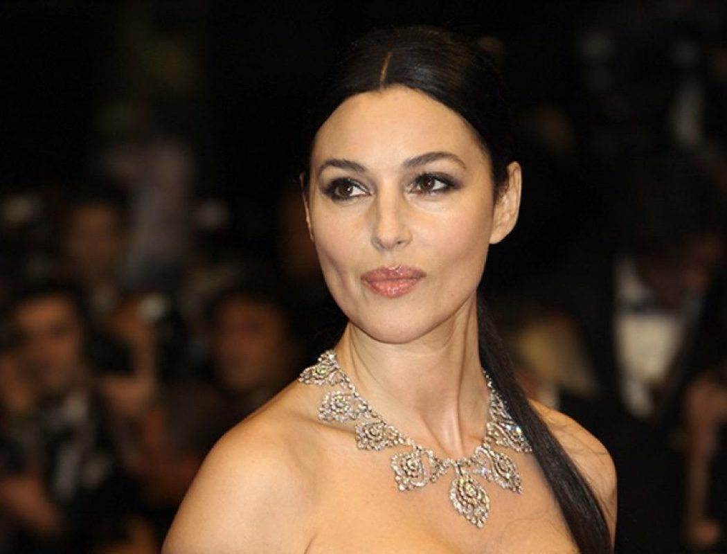 Monica Bellucci maestra de ceremonias