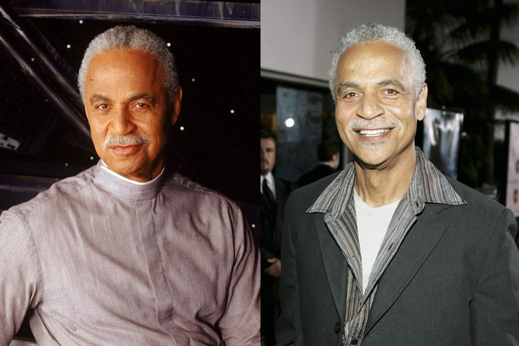 Ron Glass (Pastor Derrial Book)
