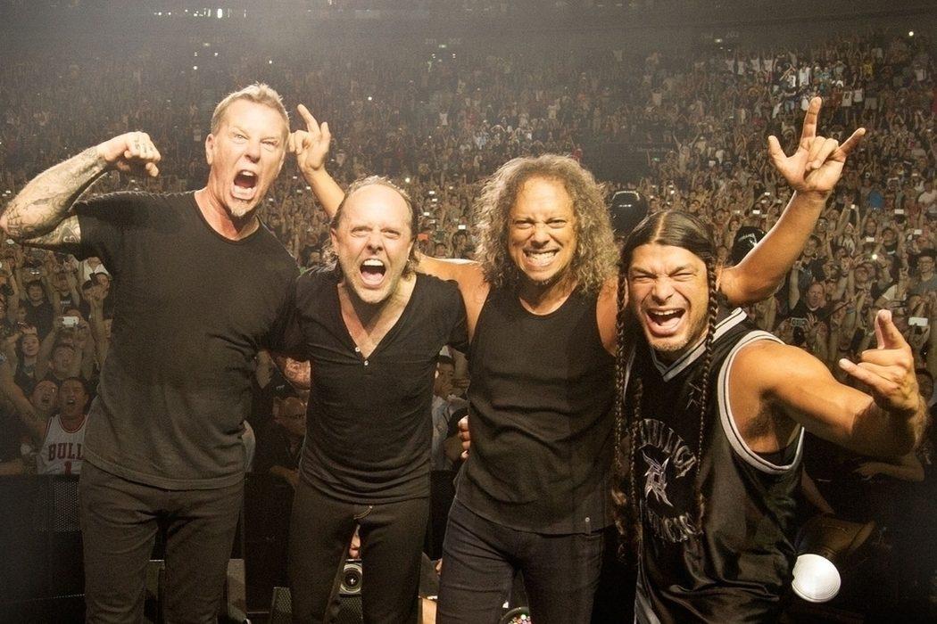 Halago a Metallica