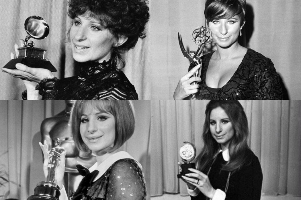 Ganó el Oscar, el Grammy, el Emmy y el Tony antes de los 30