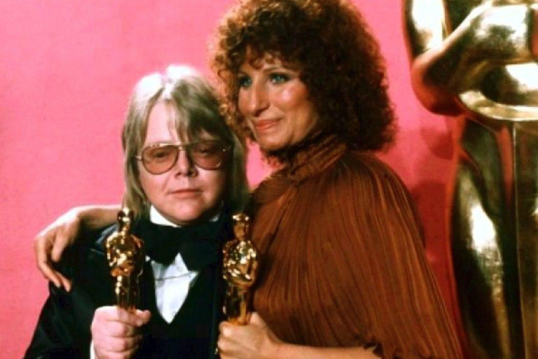 Primera mujer en ganar un Oscar a la mejor canción original