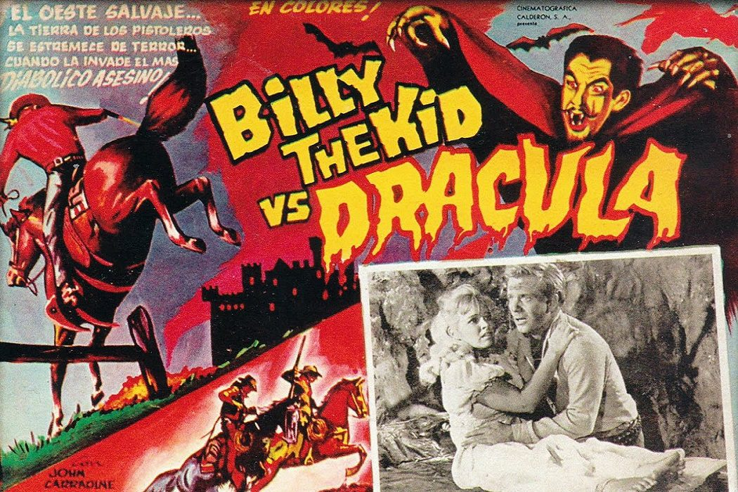 'Billy the Kid vs. Dracula'