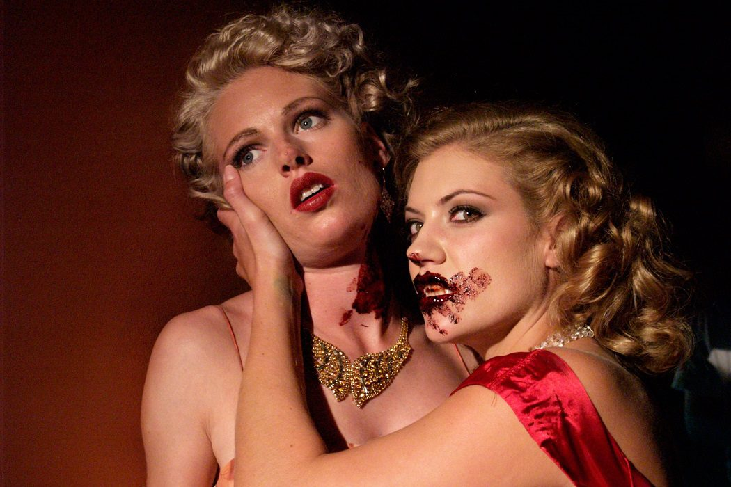 'Bonnie & Clyde vs. Dracula'